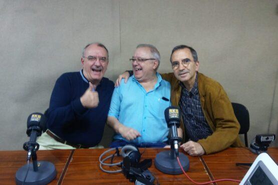 Programa número 51 de 8×8 a Ràdio Kanal Barcelona