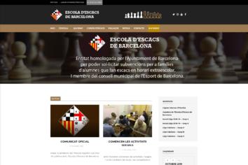 Benvinguts a la nova web de l'ESCOLA