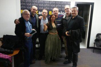 """PROGRAMA Nº58 DEL """"8×8"""" DE RÀDIO KANAL BARCELONA 106.9 FM (3.12.19)"""