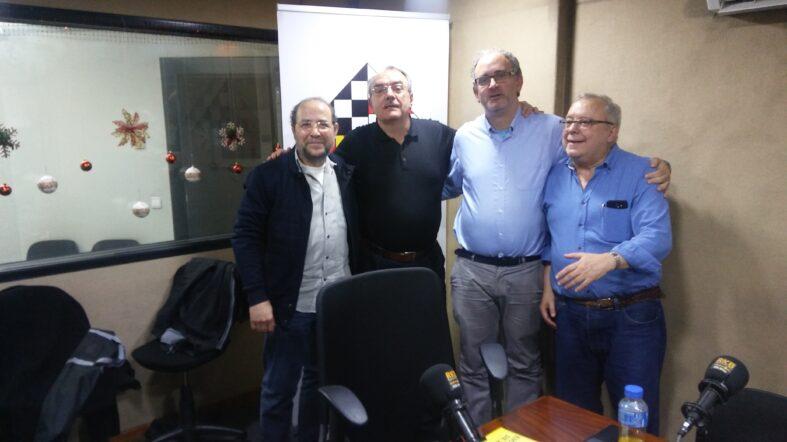 """PROGRAMA Nº60 DEL """"8×8"""" DE RÀDIO KANAL BARCELONA 106.9 FM (17.12.19)"""