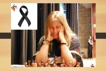 Profunda tristesa per la sobtada mort de Beatriz Alfonso Nogué