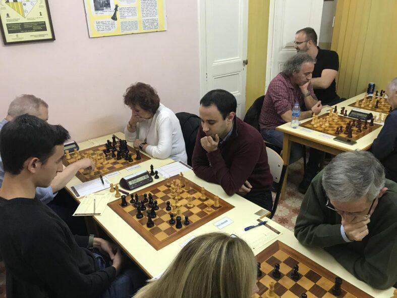 El torneig Social Copa ja va per la 6à ronda