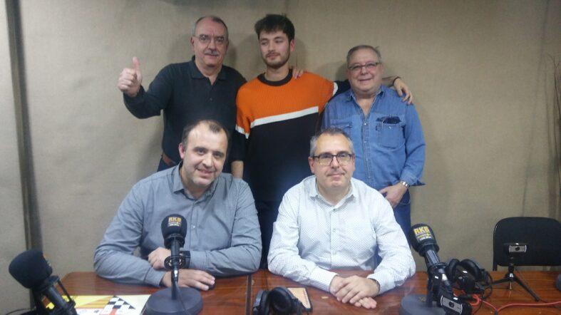 """PROGRAMA Nº66 DEL """"8×8"""" DE RÀDIO KANAL BARCELONA 106.9 FM (28.1.20)"""