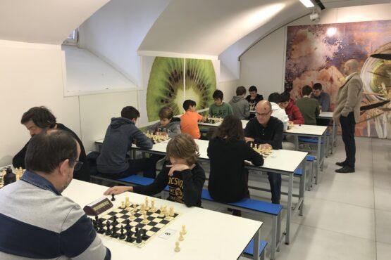 Max Cunill campió del 2n. torneig per nens d'ESO i adults