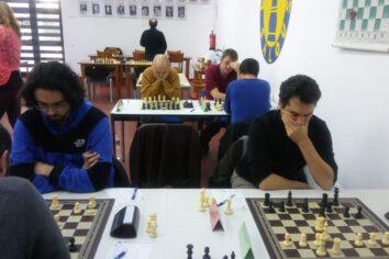 Victòries importants dels nostres dos equips a la 5a ronda de la Lliga Catalana