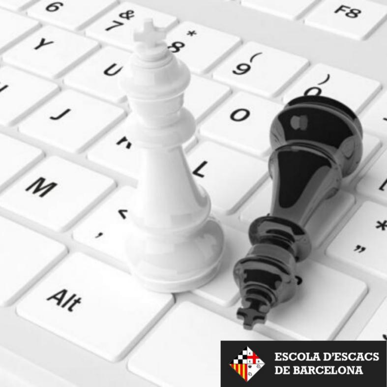 Segueixen els ESCACS on-line l'última setmana de maig