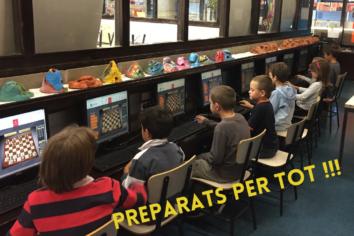 Escacs a les Escoles el Curs 2020 – 2021