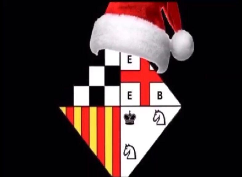 Us desitjem bones festes i els millors desitjos pel nou any …. i que l'alegria mai us falti