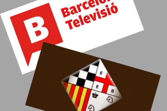 """BTV i l'Escola d'Escacs de Barcelona – Programa """"Un toc d'humor"""" de l'Oriol Esteve"""