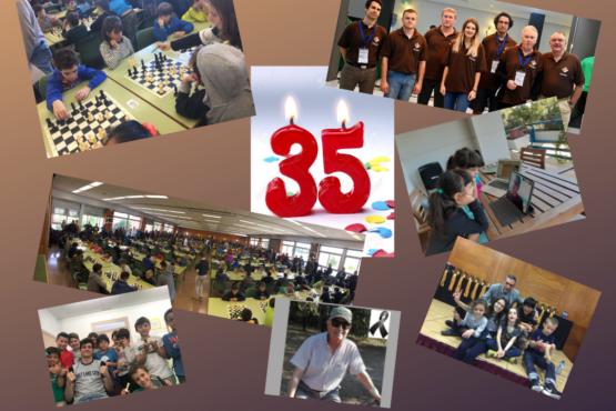 26 de maig, avui celebrem 35 anys !!!!